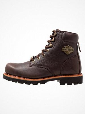 Boots & kängor - Harley Davidson VISTA RIDGE  Snörstövletter  brown