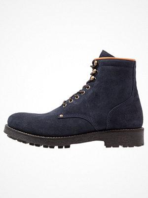 Boots & kängor - Sneaky Steve SLACKER Snörstövletter blue