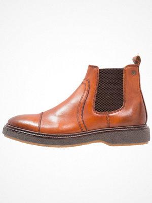 Boots & kängor - Base London ZOOT Stövletter tan
