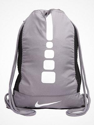 Sport & träningsväskor - Nike Performance Sportväska charcoal/white