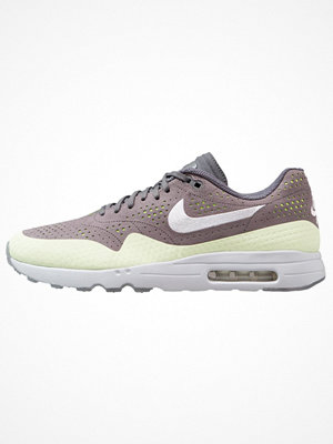 Sneakers & streetskor - Nike Sportswear AIR MAX 1 ULTRA 2.0 MOIRE Sneakers dark grey/white/volt/barely volt/pure platinum
