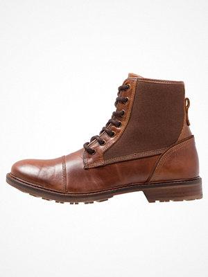 Boots & kängor - Aldo GWEAWIEN Snörstövletter cognac