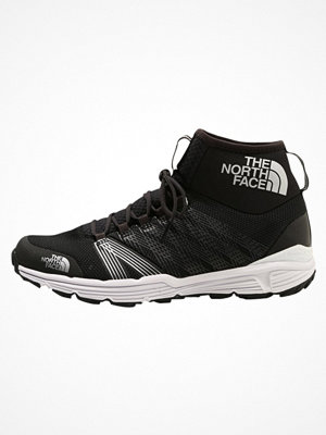 Sport & träningsskor - The North Face W LITEWAVE AMPERE II HC Gym & träningskor black/white