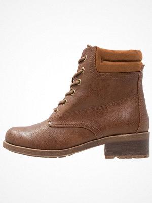 Boots & kängor - Anna Field Snörstövletter tobacco