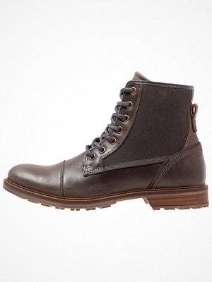 Boots & kängor - Aldo GWEAWIEN Snörstövletter dark grey