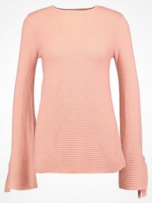 Dorothy Perkins TIE SLEEVE Stickad tröja blush