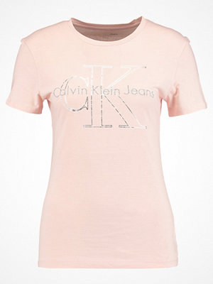 Calvin Klein Jeans TANYA TRUE ICON  Tshirt med tryck peachy keen
