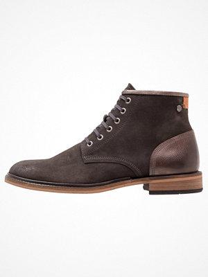 Boots & kängor - Sneaky Steve TOMBSTONE Snörstövletter grey