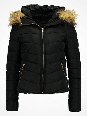 Only ONLELLAN QUILTED Vinterjacka black