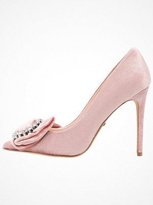 Topshop GLAMOROUS BOW COURT Klassiska pumps blush