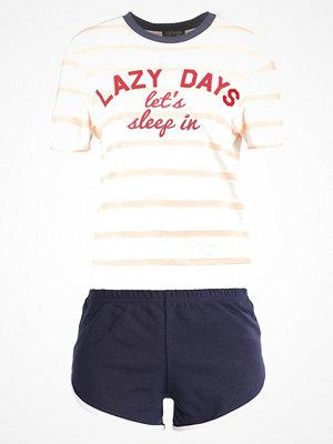 Pyjamas & myskläder - Topshop LAZY DAYS STRIPE   Pyjamas multi