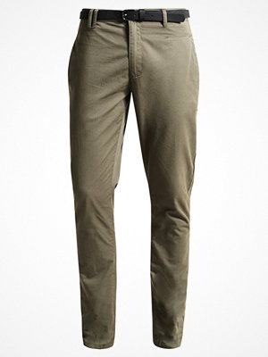 Byxor - Solid JAMES Chinos dusty olive