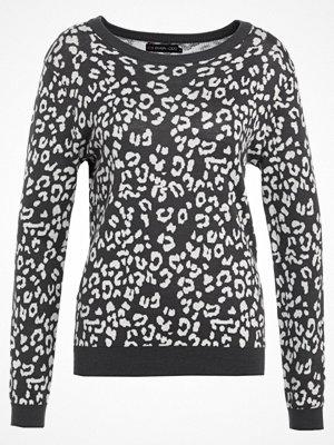 Tröjor - Even&Odd Stickad tröja dark grey