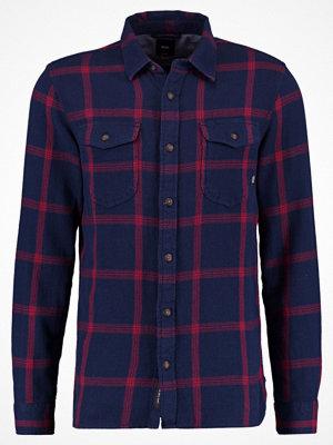 Skjortor - Vans WAYLAND Skjorta dress blues/racing red