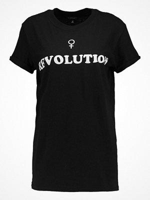 Topshop B&B REVOLUTION  Tshirt med tryck black