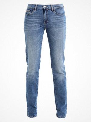 Calvin Klein Jeans MID RISE STRAIGHT Jeans straight leg salt & pepper