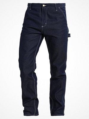 Jeans - Carhartt WIP RUCK SINGLE KNEE NORCO Jeans straight leg blue rigid