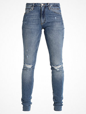 Calvin Klein Jeans SCULPTED SKINNY Jeans Skinny Fit salt & pepper