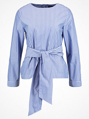 Gant TONAL STRIPED Blus yale blue