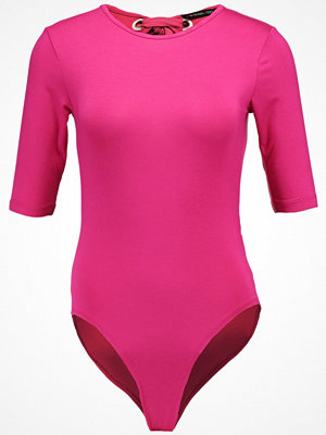 Even&Odd Tshirt med tryck pink