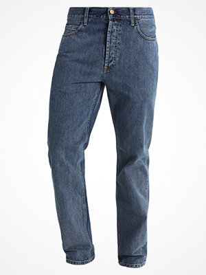 Jeans - Carhartt WIP TEXAS HANFORD Jeans slim fit blue stone washed