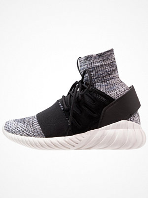 Adidas Originals TUBULAR DOOM PK Höga sneakers core black/grey three/tech ink