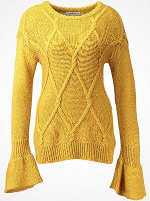Derhy AMETHYSTE Stickad tröja jaune