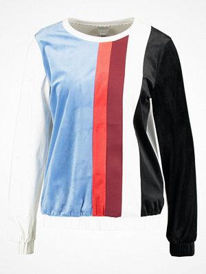 Bench COLOURBLOCK Sweatshirt snow white