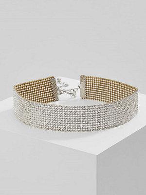Topshop GLAM CHOKER Halsband crystal