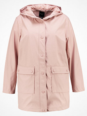 New Look Curves Parkas pink