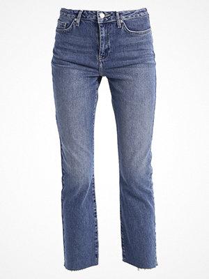 Topshop Tall DREE  Jeans bootcut middenim