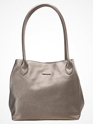Tamaris LOUISE SHOPPING BAG Handväska pewter
