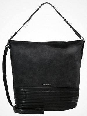 Tamaris svart shopper CARLA HOBO BAG Shoppingväska black