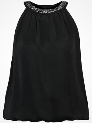 Dorothy Perkins CUT AWAY HEM Blus black