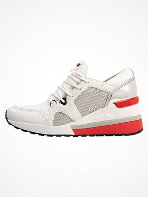 MICHAEL Michael Kors SCOUT TRAINER Sneakers optic white/dark sangria