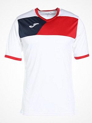 Joma CREW II Teamwear white/red/dark navy