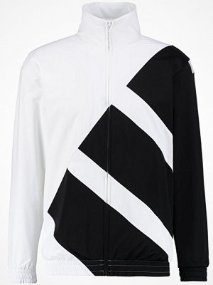 Sportjackor - Adidas Originals BOLD Träningsjacka white/black