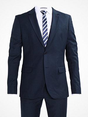 Pier One Kostym dark blue