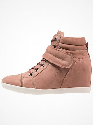 Anna Field Höga sneakers old rose