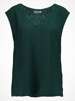 Minimum NAUJA  Tshirt med tryck hunter green