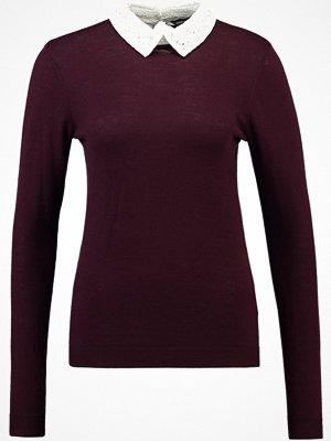 Dorothy Perkins COLLAR JUMPER  Stickad tröja red