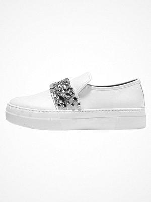 Sneakers & streetskor - Aldo CAPERANA Slipins white