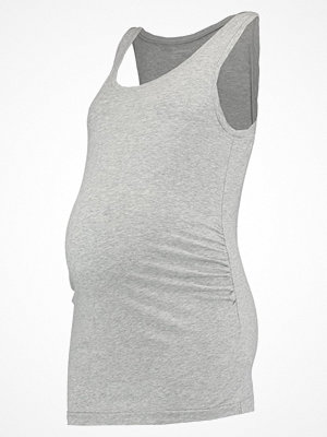 GAP Maternity PURE TANK Linne light heather grey