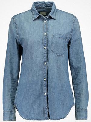 GAP THE PERFECT Skjorta medium indigo