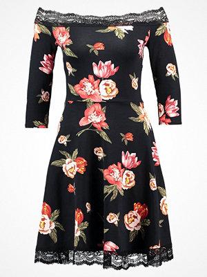Dorothy Perkins BARDOT  Jerseyklänning black