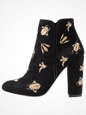 Boots & kängor - BEBO BLANCHE Klassiska stövletter black