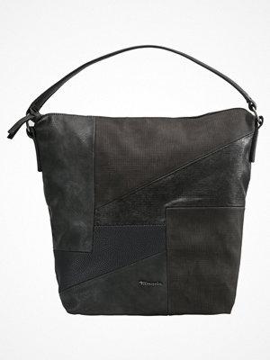 Tamaris BIMBA HOBO BAG Handväska graphite comb
