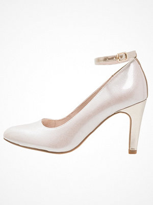 Tamaris Pumps shell/light gold