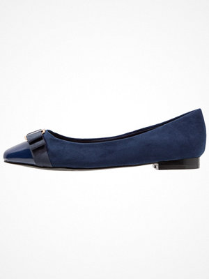 Ballerinaskor - Dorothy Perkins JENNIFER Ballerinas navy blue