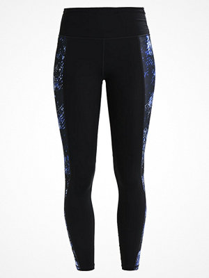 GAP SCULPT GFAST Tights blue snakeskin
